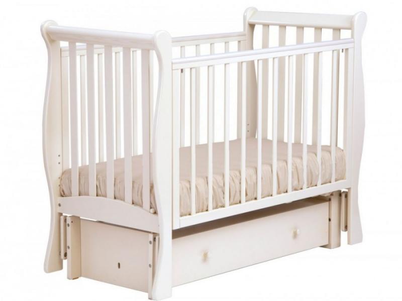 Детская кроватка Лаванда
