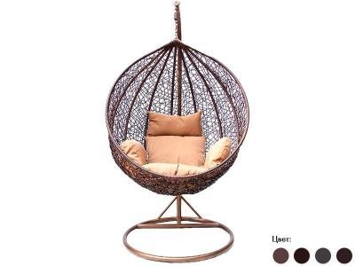 Большое подвесное кресло