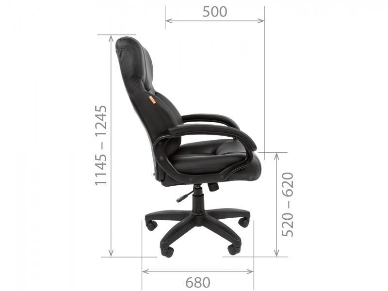 Кресло для руководителя CM 435 LT