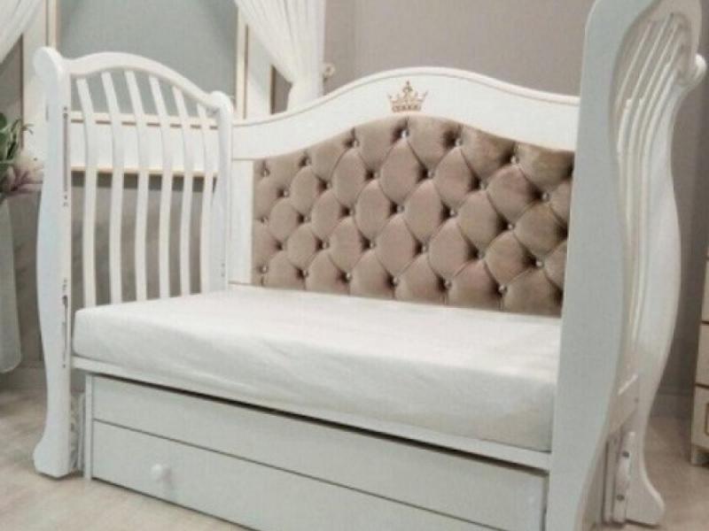 Детская кроватка «Gabrielle LUX Plus»