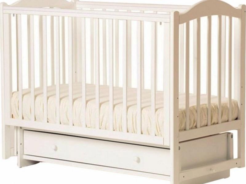 Детская кроватка «Кубаночка 2»