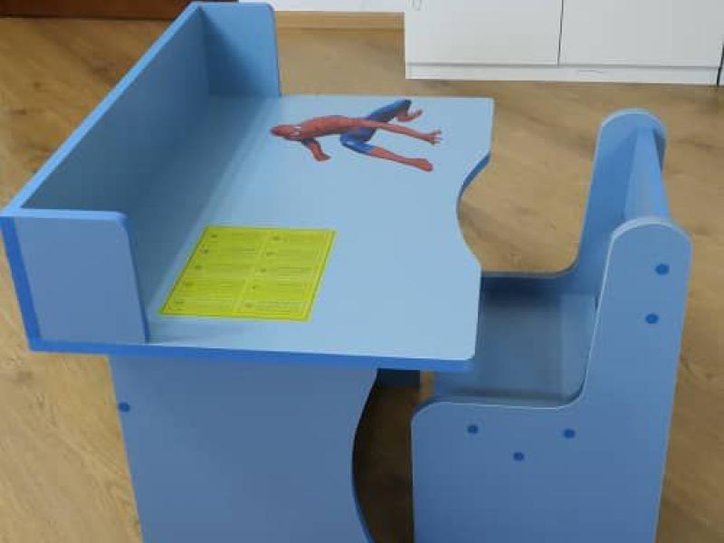Детские парты (детский стол и стул)