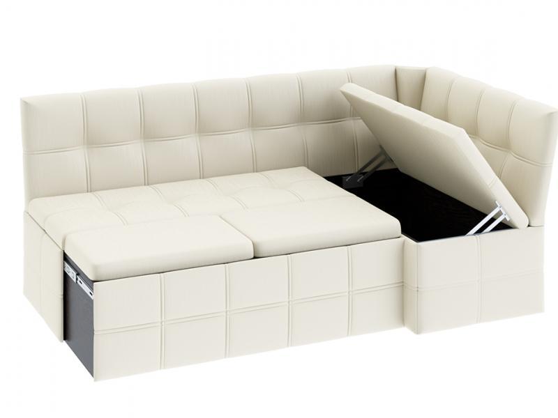 Домино Скамья угловая со спальным местом