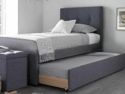 Донна 2 Кровать с доп.спальным местом, 2 матраса