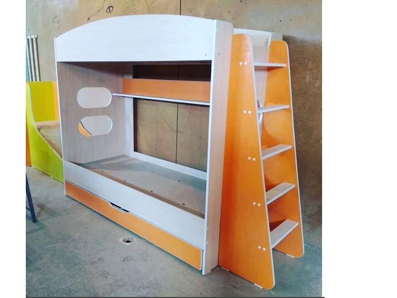 Торри 2 Двухъярусная кровать с выдвижными ящиками