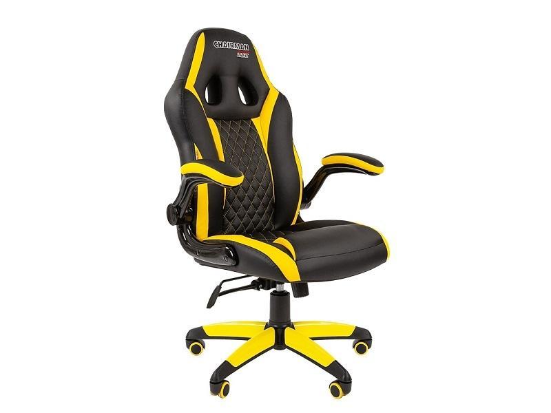 Игровое кресло, компьютерное кресло - Chairman Game 15