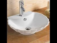 Керамическая раковина для ванной MLN-7136