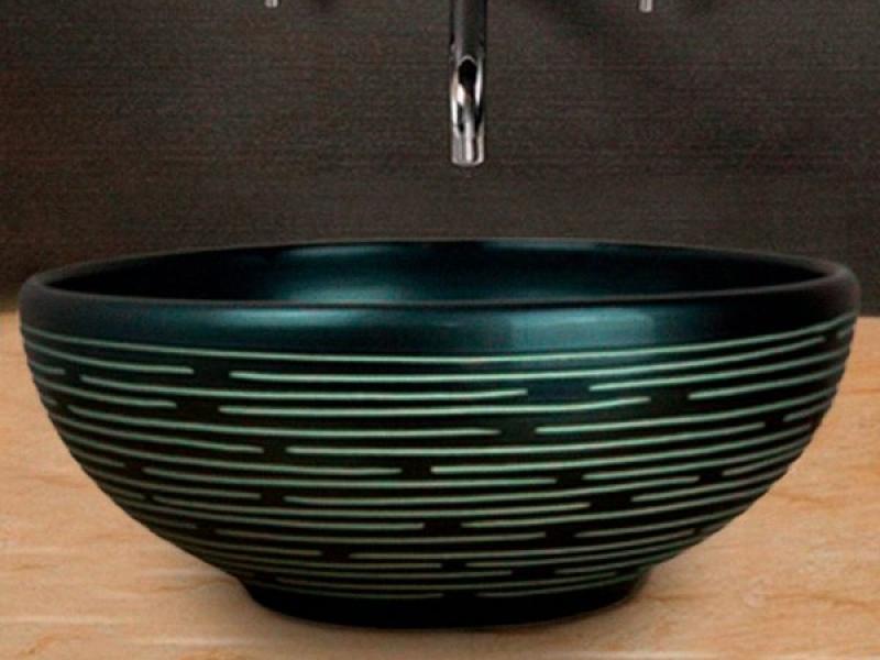 Керамическая раковина для ванной MLN-J2072
