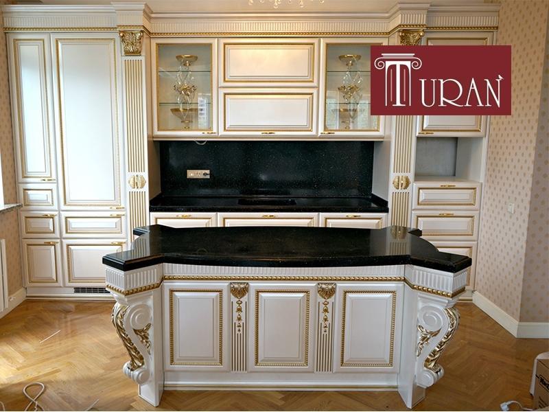 Классическая кухня от TURAN