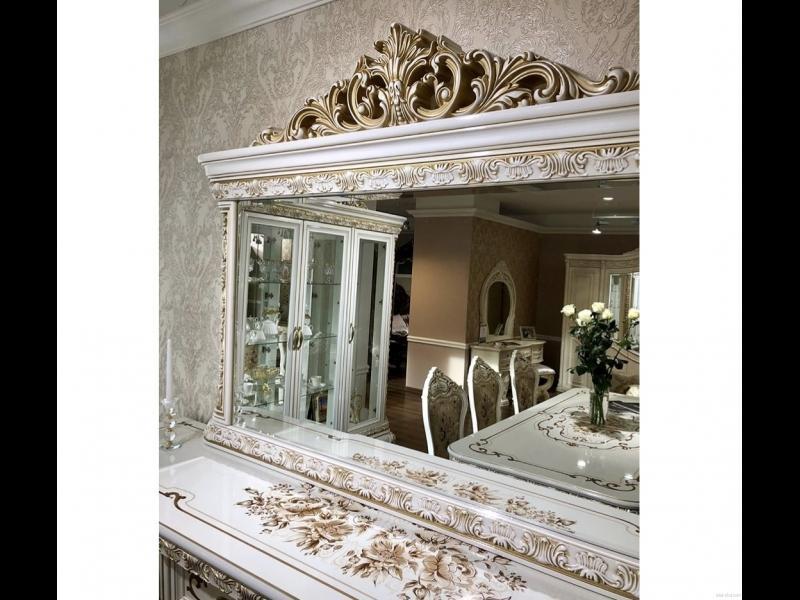 Комод с зеркалом Алсу