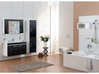 """Комплект мебели для ванной """"Селект""""  100 см и 80 см"""