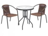 Комплект мебели «Палантин Лайт» из искусственного ротанга