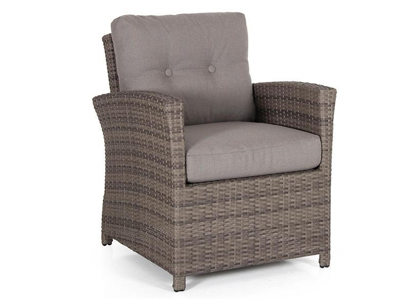 Комплект плетеной мебели 4