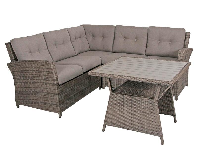 Комплект плетеной мебели 5