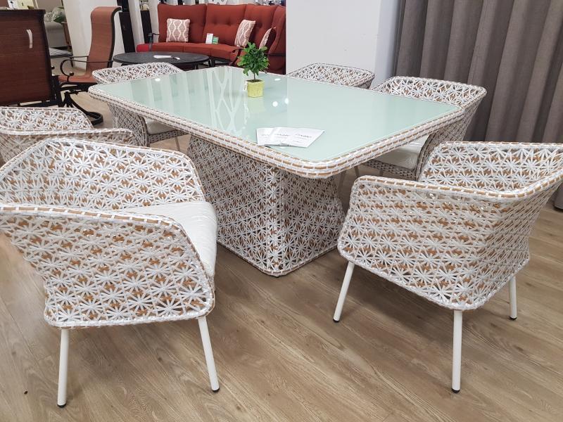 Комплект уличной мебели Monaco