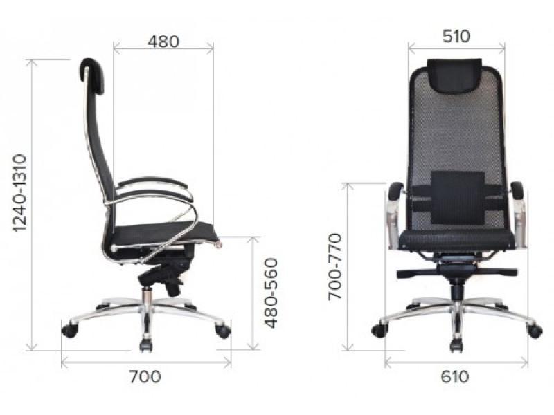 Кресло Deco (сетка)