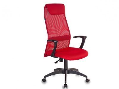 Кресло для персонала КВ-8 сетка/сетка