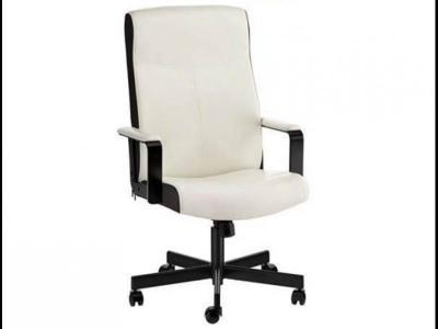 Кресло Dominus белый Эко