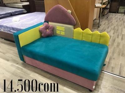 Кровать - диван ДОМИК