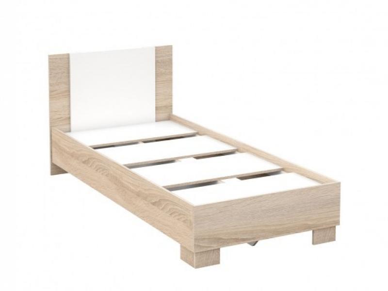Кровать 1 сп Аврора