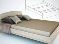 Кровать 200*90 см