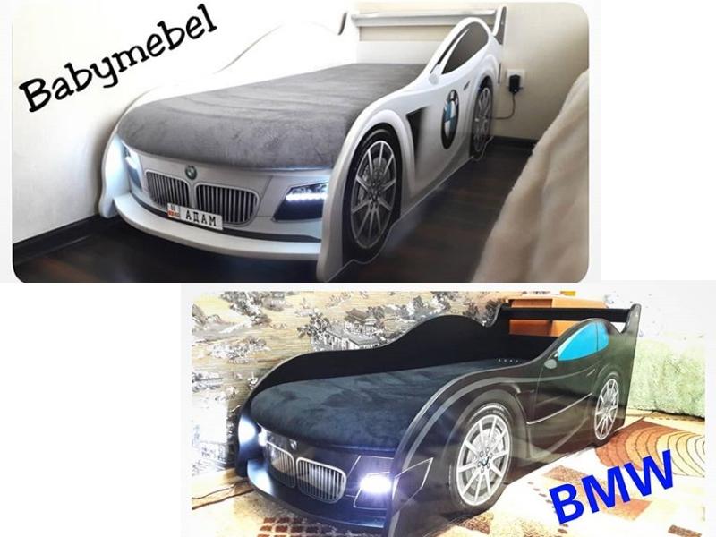 Кровать B M W