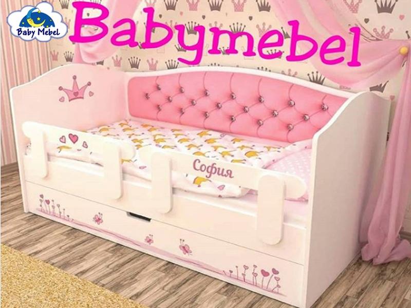 Кровать для принцессы 2