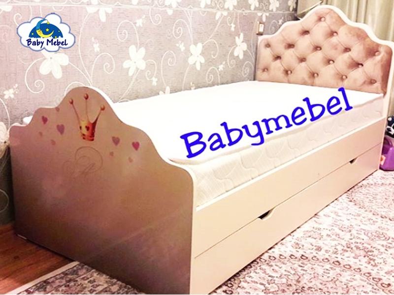Кровать для принцессы 3