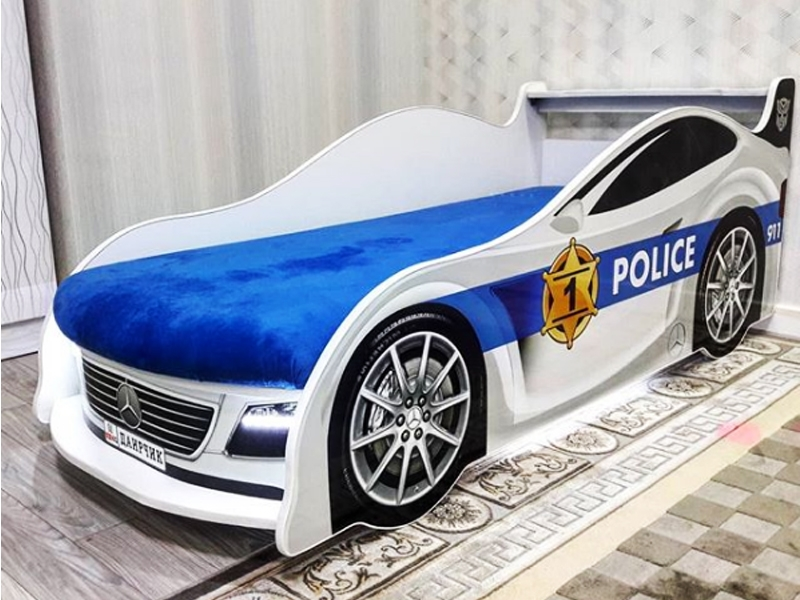 Кровать Полицейская