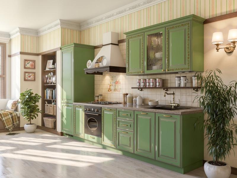 Кухня Бергамо Arte