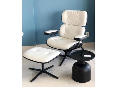 Лаундж кресло + отоманка