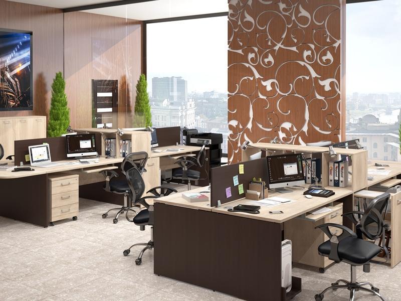 Мебель персоналу X TEN