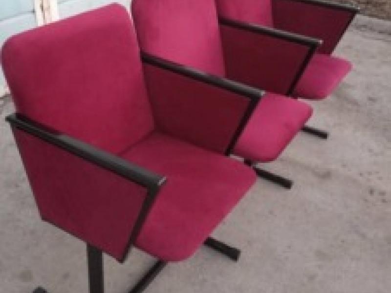 Многосекционные кресла