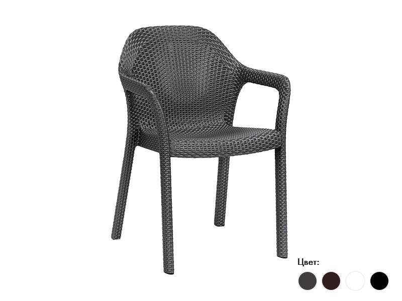 Плетеный стул 2