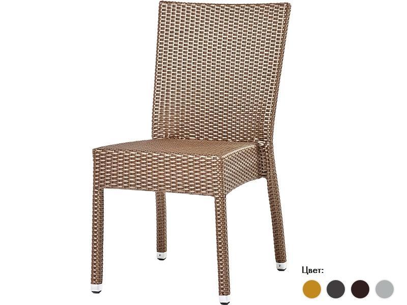 Плетеный стул 3