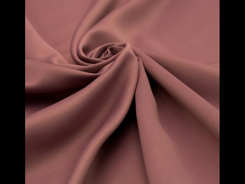 портьера однотонная, Блэкаут цвет: Розовый
