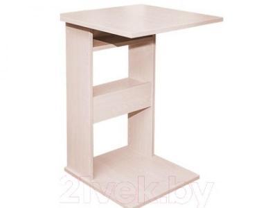 Приставной столик Rivalli Лион (молочный дуб)