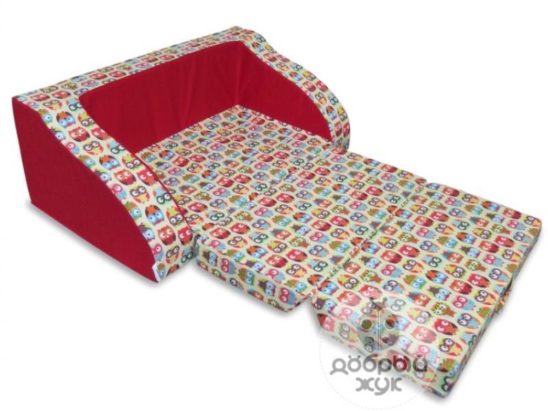 Раскладной детский диван