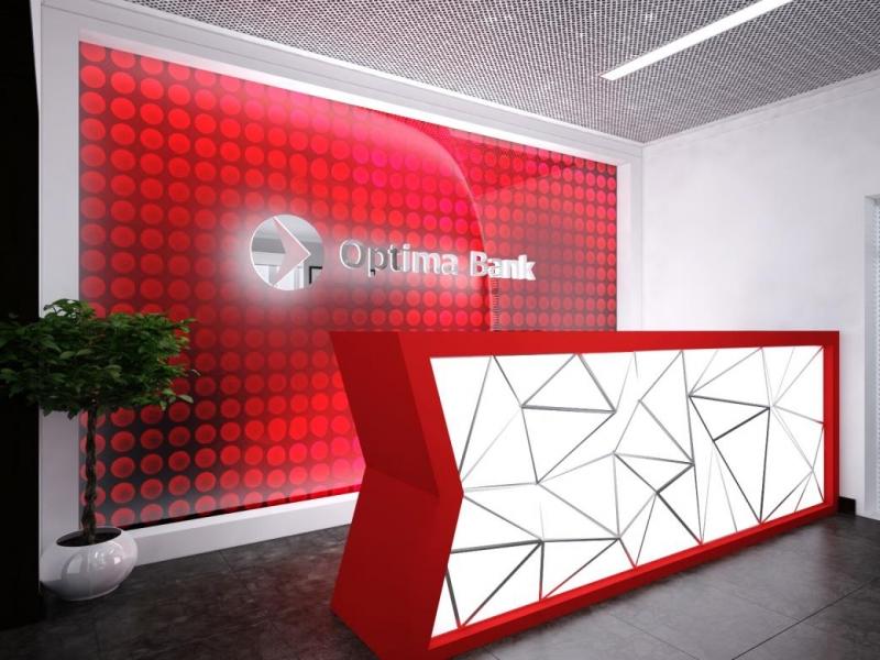 Разработка офисов для банка «Optima Bank»