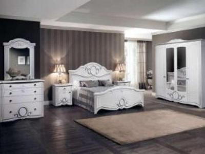 Спальный гарнитур Барбара- матрас в подарок