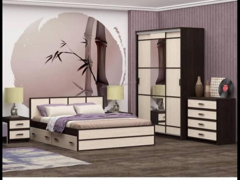 Спальный гарнитур Сакура