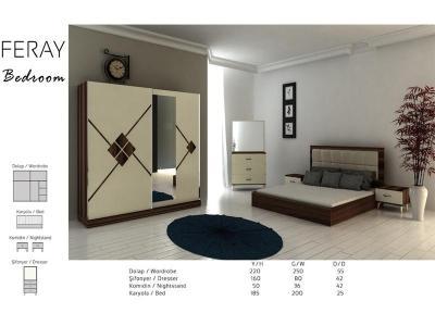 Спальный комплект Feray