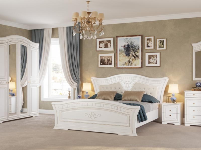 Спальня Каролина 4дв