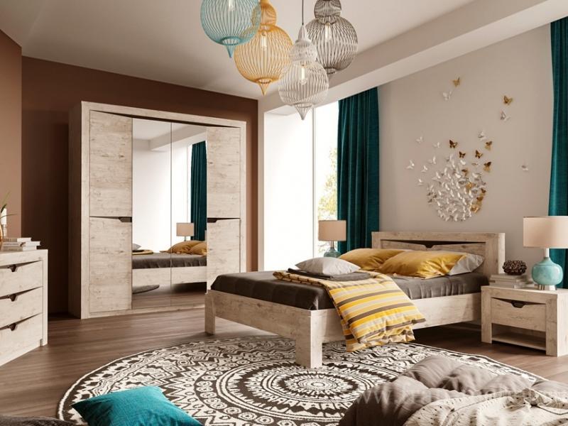 спальня Соренто 4дв