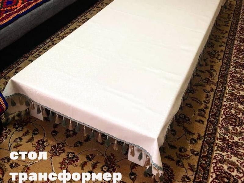 Стол трансформер АК Буура 2.4 м