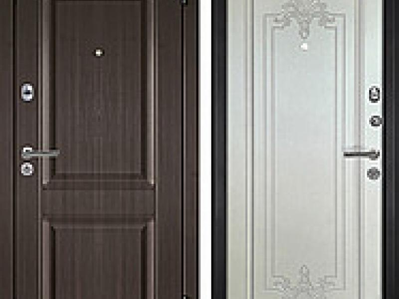 Входная металлическая дверь МетаЛюкс